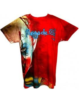 Camiseta Ilussia total print