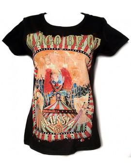 Camiseta M/C Ilussia Mujer