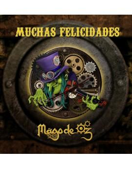 Felicitación Audiovisual de Los Mägo