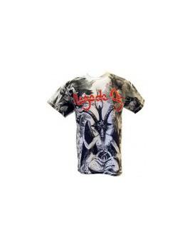 Camiseta Hechizos Full Print de Luxe blanca