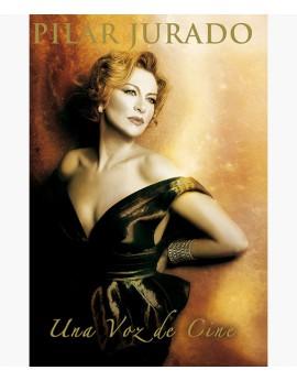 Una Voz de Cine: Pilar Jurado - Libro+CD+DVD