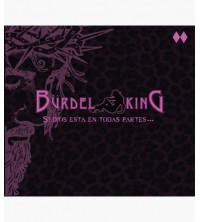 "CD Bürdel King ""Si Dios está en todas partes.... ""- Autografiado"