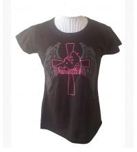 Camiseta Chica Bürdel King Los Chicos Buenos