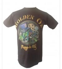 Camiseta M/C GoldenOz-Mägo Hombre