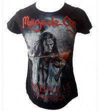 Camiseta M/C Diabulus in Opera- Mujer