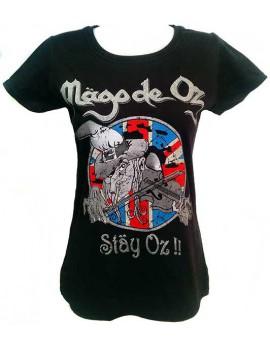 camiseta-bruja-stay-oz-mujer